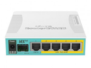 MikroTik RouterBOARD hEX RB960PGS