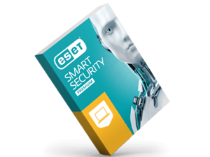 ESET Smart Security Premium - License - 1 year