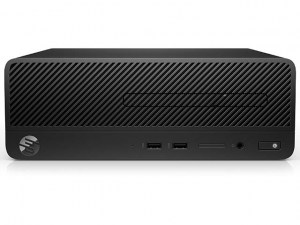 Computadora HPSmall form factor Intel Core i3 I3-8100/3.6 GHz