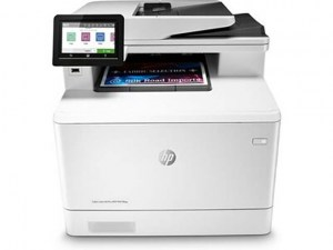 Impresor Laser a Color Multifuncional -HP Color LaserJet Pro M479FDW - hasta 28 ppm (mono)