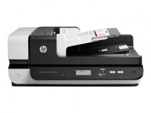 Escáner HP ScanJet Enterprise Flow 7500 Escáner documentos a dos caras