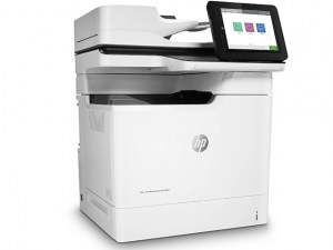 HP LaserJet Enterprise MFP M681dh - Impresora multifunción - color