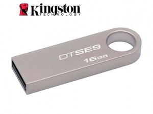 Memoria Flash Kingston DataTraveler SE9 - Unidad flash USB - 16 GB