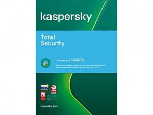 Kaspersky Total Security Licencia Base ESD 10 Dispositivos