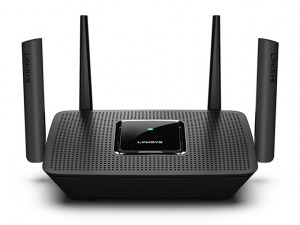 Router Linksys - Router - Wired / Wireless 802.11a/b/g/n/ac