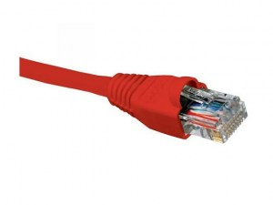 Patch Cord Cable UTP Cat6 7Ft. Marca Nexxt Color Rojo
