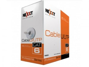Cable UTP Cat6 Nexxt Solutions Infrastructure - Bulk cable - UTP