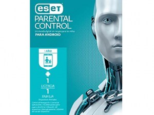 Antivirus ESET Parental Control - Family - License
