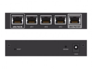 Router Ubiquiti EdgeRouter X - Router - GigE