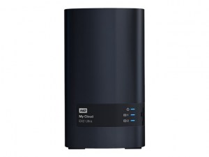 Server NAS Marca WD My Cloud EX2 Ultra WDBVBZ0040JCH