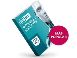 Antivirus ESET Internet Security License 1 year